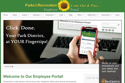 Intranet/Employee Portal